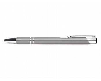 Náhled produktu AKCE: Kovové kuličkové pero LONDON - stříbrná