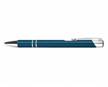Náhled produktu AKCE: Kovové kuličkové pero LONDON - tmavě modrá