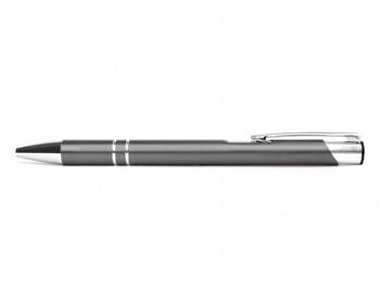 Náhled produktu AKCE: Kovové kuličkové pero LONDON - šedá