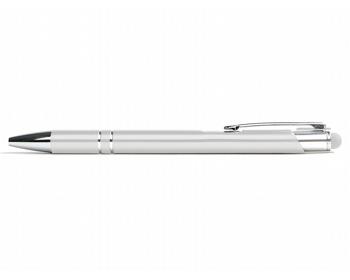 Náhled produktu AKCE: Kovové kuličkové pero LONDON TOUCH se stylusem - bílá