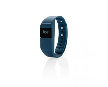 Náhled produktu Fitness náramek BRISBEN pro sledování sportovních aktivit - modrá