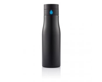 Nerezová chytrá láhev na pití KILL monitoruje pitný režim