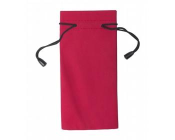 Náhled produktu Polyesterový obal na sluneční brýle MILLA - červená / černá