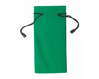 Náhled produktu Polyesterový obal na sluneční brýle MILLA - zelená / černá