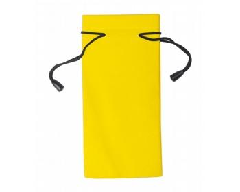 Náhled produktu Polyesterový obal na sluneční brýle MILLA - žlutá / černá