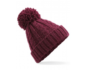 Náhled produktu Čepice Beechfiled Cable Knit Melange