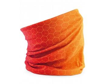 Multifunkční šátek Beechfield Morf Geometric