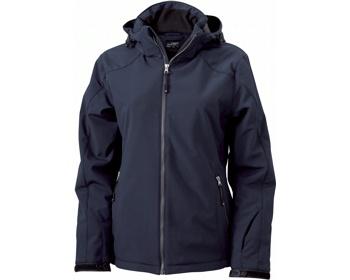 Dámská softshellová bunda James   Nicholson Ladies Wintersport Softshell f5012927174