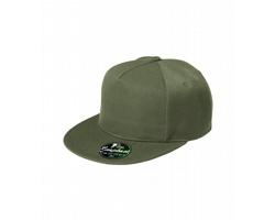 Unisexová čepice s plochým kšiltem Adler Malfini 5P RAP
