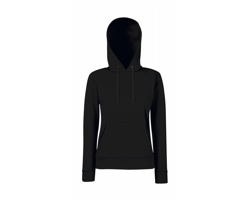 Dámská mikina Fruit of The Loom Lady-Fit Hooded Sweat