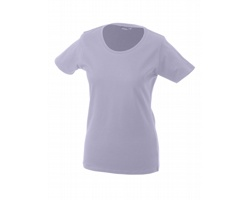 Dámské tričko James & Nicholson Ladies Basic-T
