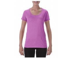 Dámské tričko Gildan Softstyle Ladies' Deep Scoop