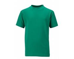 Dětské tričko James & Nicholson Junior Basic-T