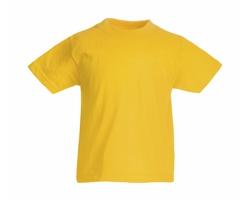 Dětské tričko Fruit of the Loom Kids Valueweight T