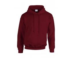 Pánská mikina Gildan Classic Fit Hooded Sweatshirt Heavy Blend