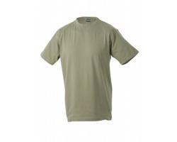 Pánské tričko James & Nicholson Round-T Medium