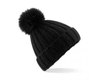 Náhled produktu Čepice Beechfield Verbier Fur