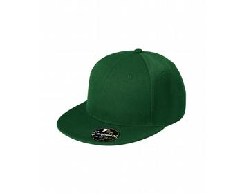 Náhled produktu Unisexová čepice s plochým kšiltem Adler Malfini 6P RAP