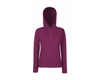 Náhled produktu Dámská mikina Fruit of The Loom Lady-Fit Hooded Sweat