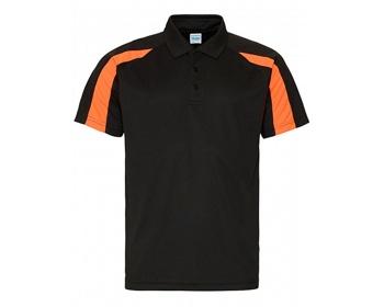 Náhled produktu Pánská sportovní polokošile AWDis Just Cool Contrast Polo